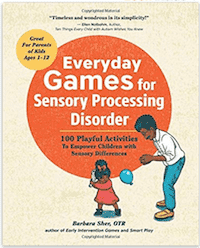 sensory processing activities for kids