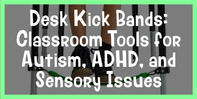 desk kick band review