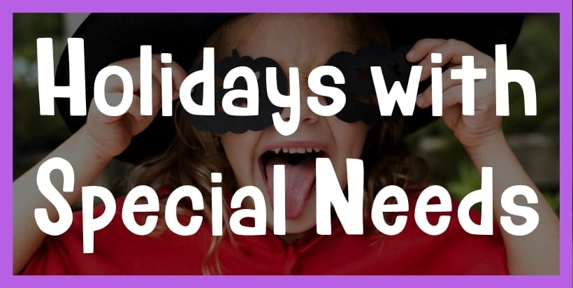 holidays with special needs