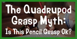 the quadrupod grasp