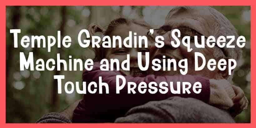 temple grandin's squeeze machine