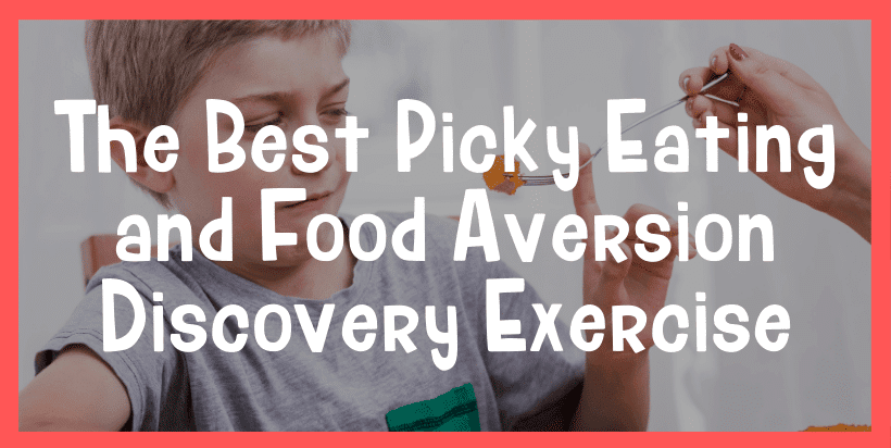 picky eating food aversion tips