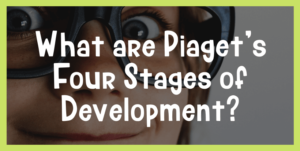 piaget four stages