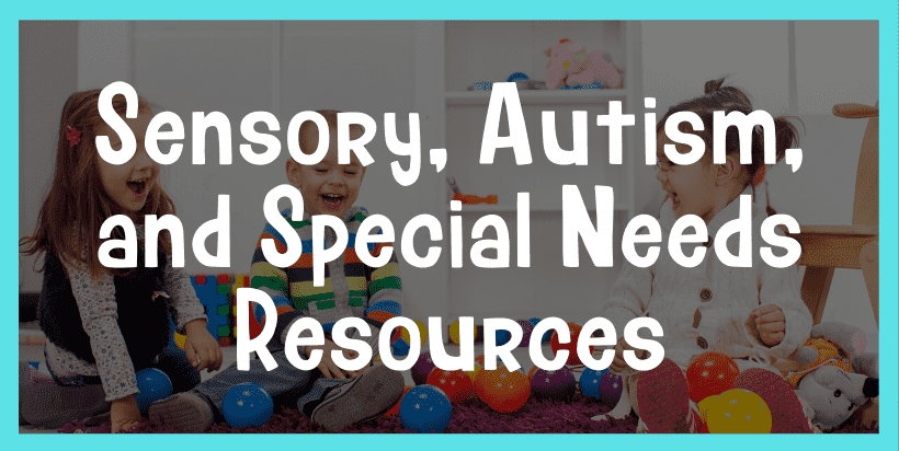 sensory resources