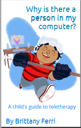 teletherapy book for kids